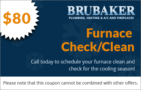 $80 Special Air Conditioning Clean & Check